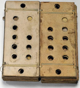 Punched card Babbage