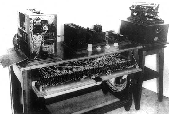 The electromechanical arithmometer of Torres from 1920