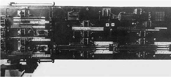 A prototype of Analytical machine of 1914