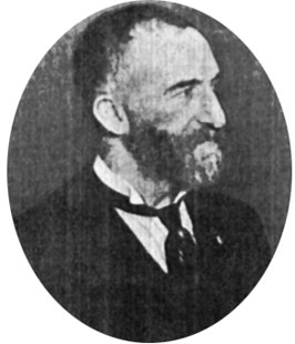 John Napier portrait