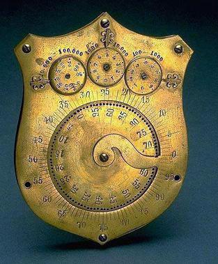 The adding machine of Gustavus Linderoos