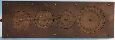 The patent model of Stephenson