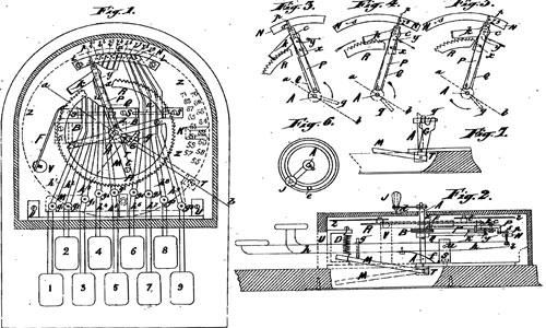 The Great Britain patent of Shohé Tanaka
