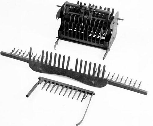 The second machine of Frederick Warren