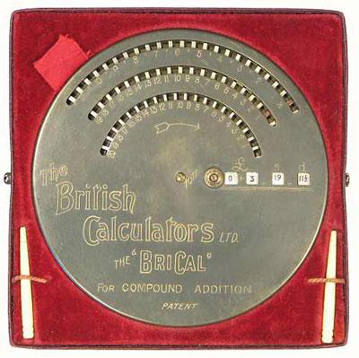 BriCal money calculator