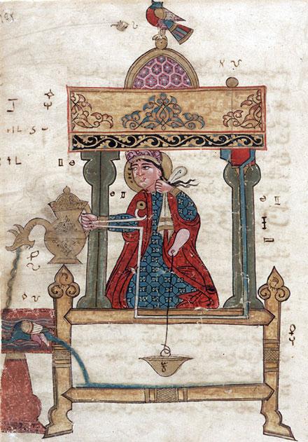 History Of Computers And Computing Automata The Arabic