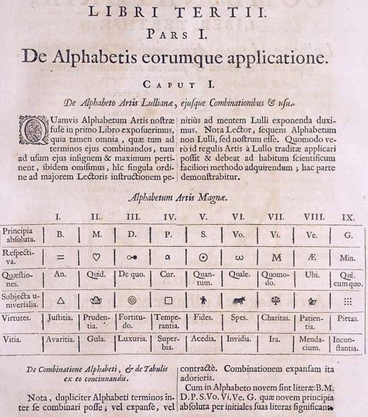 Ars Magna Sciendi