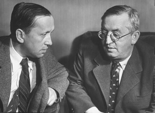 Karel Čapek and Josef Čapek