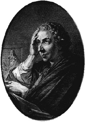 Wolfgang von Kempelen portrait