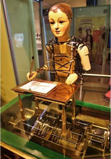Henri Maillardet Automaton