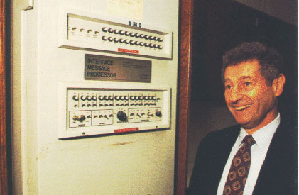 Kleinrock and the first IMP