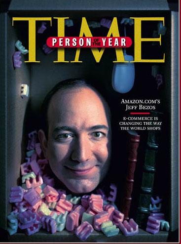 Jeff Bezos Time Magazine