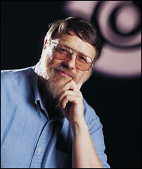 History of Computers and Computing, Internet, Birth, The First E-mail  Message of Ray Tomlinson