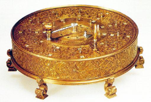 The calculating machine of Leupold-Braun-Vayringe from 1736