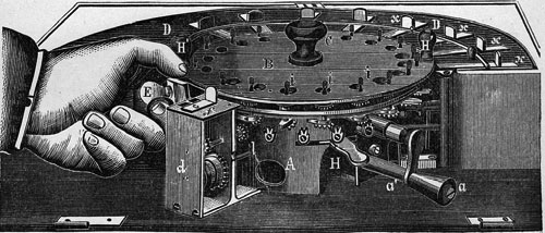 The machine of Edmondson