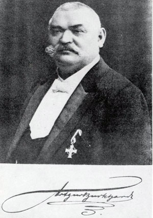Arthur Burkhardt portrait