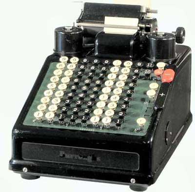 Portable Adding Machine