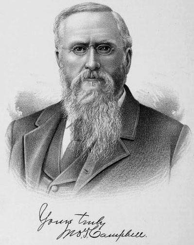 John Tenbrook Campbell