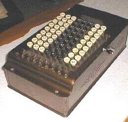 Comptometer Model F