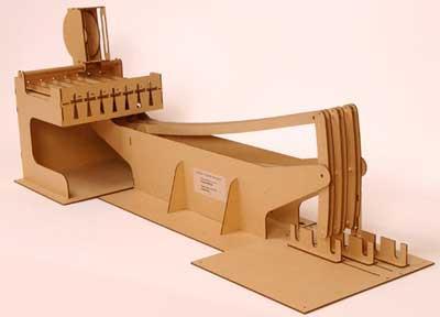 The replica of machine of Fowler