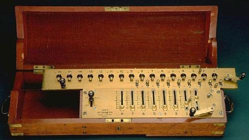Layton-Tate machine