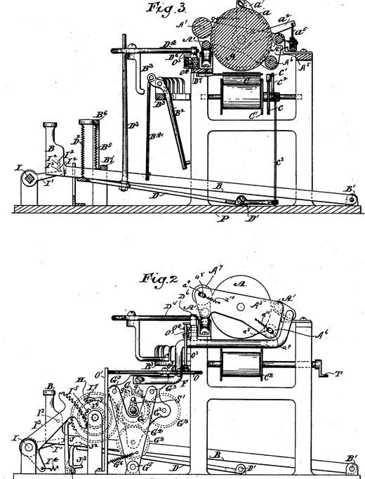 Ludlum patent drawings