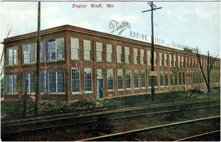 Dalton Adding Machine Co