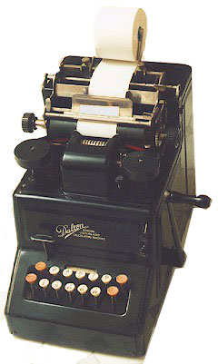 Dalton Adding Machine