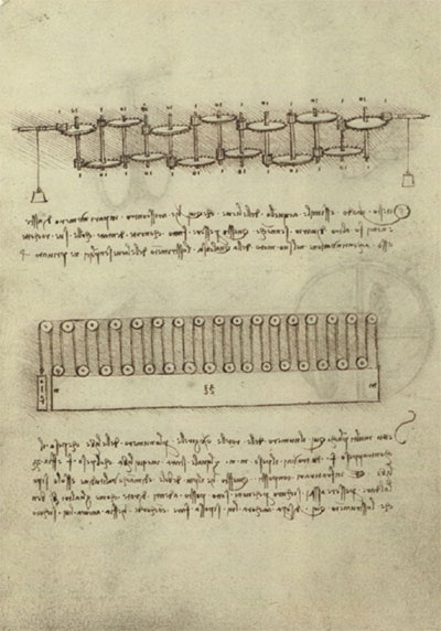 Leonardo da Vinci computer