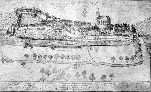 Die löbliche Statt Tübingen