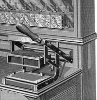 Hollerith Card Reader