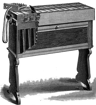 Hollerith Sorting Table