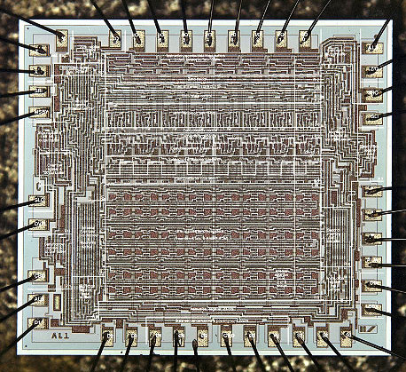 The Four-Phase Systems AL1 processor
