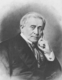 Joseph Henry in 1879