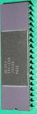 PACE microprocessor