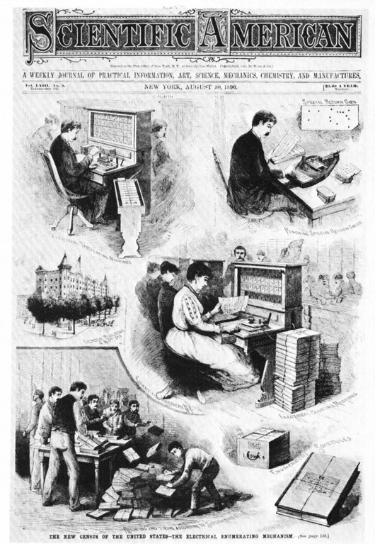 30 August 1890 issue of Scientific American