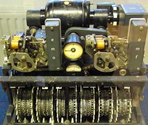 The Lorenz SZ42 cipher machine