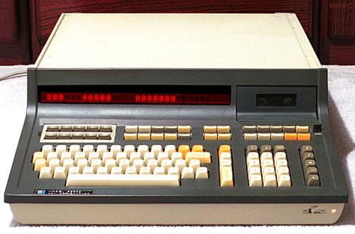 Hewlett-Packard 9830A