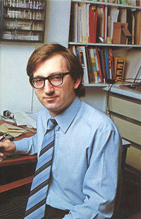 Jim Westwood, the designer of Sinclair ZX80