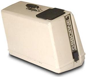 Osborne 1 as a suitcase