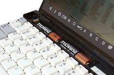 Poquet PC batteries