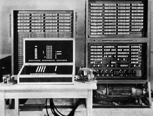 The reconstructed Z3 computer of Zuse