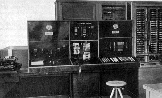 The Z4 computer of Zuse in ETH-Zürich