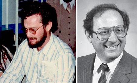 John Robbins (Rob) Barnaby and Seymour Ivan Rubenstein