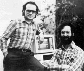 Dan Bricklin and Bob Frankston