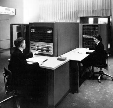 IBM 704 Data Processing System