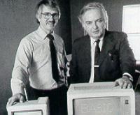 John Kemeny and Thomas Kurtz