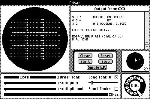 OXO game simulator