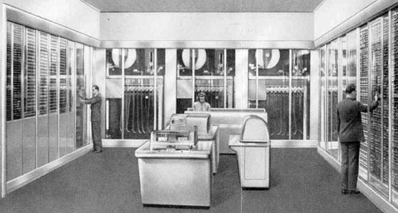 IBM SSEC computer
