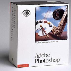 Photoshop original box